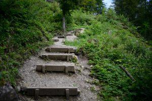 Haus verkaufen Tipps - steiniger Weg: Wenn Du nicht gut vorbereitet bist, gehst Du einen steinigen Weg beim Haus Verkaufen!